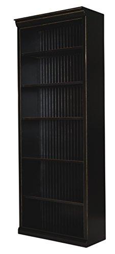 Eagle 72384NGBC Coastal Open Bookcase, 84
