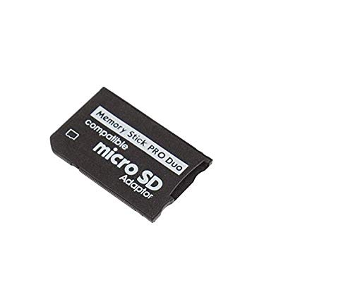 Huadawei MicroSDHC to Memory Stick Pro Duo cards adapter for Sony PSP card