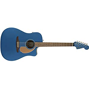 Fender Redondo Player Acoustic – Belmont Blue