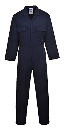 Portwest Euro work Polycotton Coverall, Mens, Workwear 5XL