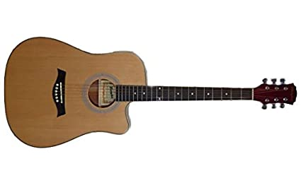 Guitarra Electroacústica Memphis CF68LCN