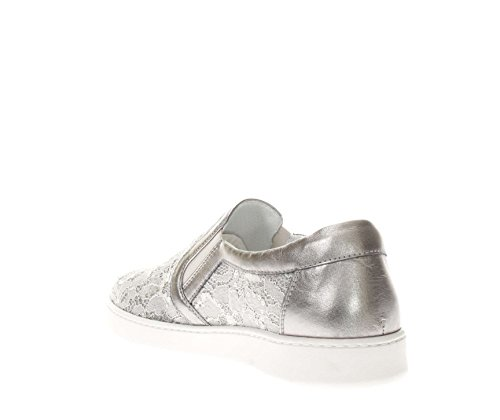 macram Giardini Sneaker on Slip Nero in 1dXTYwYqn