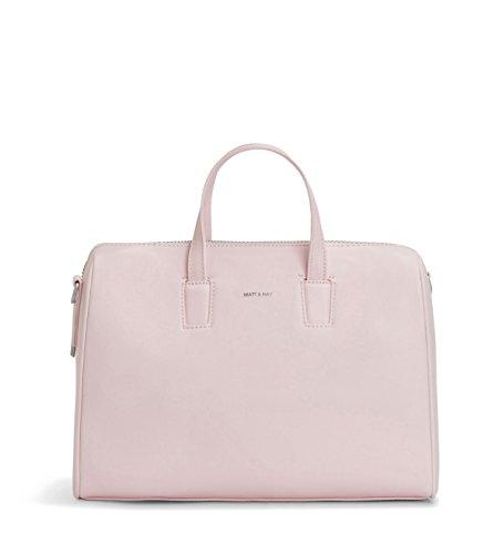 Matt & Nat Mitsuko Vintage Bowling Bag, Quartz (Pink Ladies Bowling Bag)