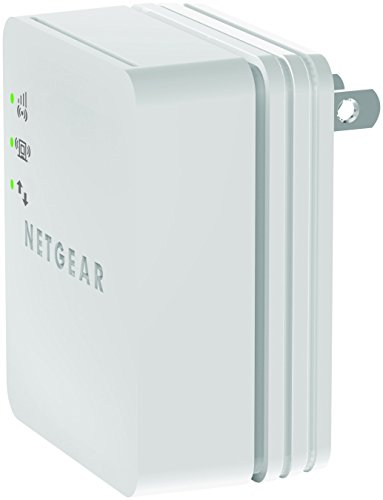 NETGEAR N150 Wi-Fi Range Extender for Mobile - Wall Plug Version (WN1000RP) by NETGEAR (Image #2)'