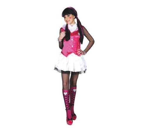 [Monster High Draculaura costume - child - Size 12-14 years] (Draculaura Kids Costumes)