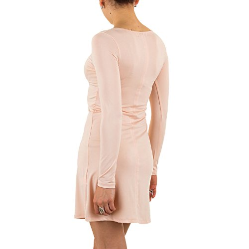 Ital-Design - Vestido - Túnica - para mujer Rosa