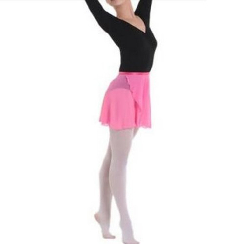 how to make wrap skirt for dance