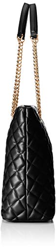 Satchel Nappa Quilted Moschino Borsa Pu Women's Love nero Black WqgYzHx