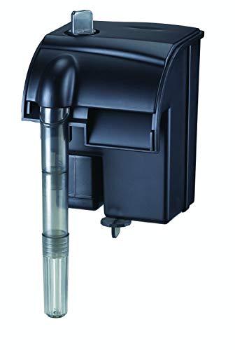 BPS Filtro Profesional Acuario Filtro Externo de Mochila para Pecera Ahorro de Energia 8.5 * 8* 10.5 CM (3W ,190L/H) BPS-6020*A