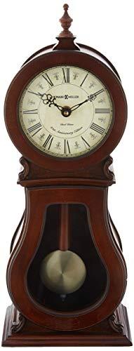 Howard Miller 635-146 Arendal Mantel Clock (Howard Miller 625 377 Arendal Wall Clock)