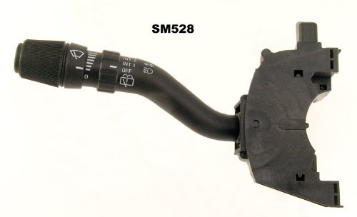 (Shee-Mar SM528 Turn Signal - Wiper/Washer -Rear Wiper - Hi/Low Beam - Multifunction Switch )