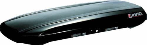 INNO BRA1150BK Shadow 15 Low Profile Cargo Box - 11 Cubic FT (Gloss (Inno Cargo Boxes)