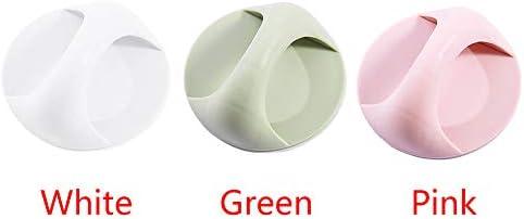 BGY - Tirador de Puerta para Puerta de Cocina, de mármol, Universal, con Adhesivo de Cristal, Color Blanco, Blanco, Tamaño Libre: Amazon.es: Hogar