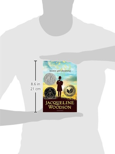 Brown Girl Dreaming (Newbery Honor Book) by Woodson, Jacqueline (Image #1)