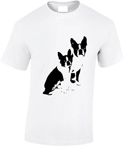 Tambi Designer de camiseta Boston De Camisetas de perros perros hombre 5xl terrier Cool pair para S la qwpOv0a