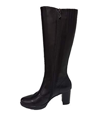Nero Stivali 807021 Donna Nero di 35 Giardini qzwXvwgax