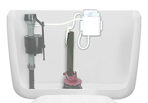 Fluidmaster 8302p8 Flush N Sparkle Automatic Toilet Bowl