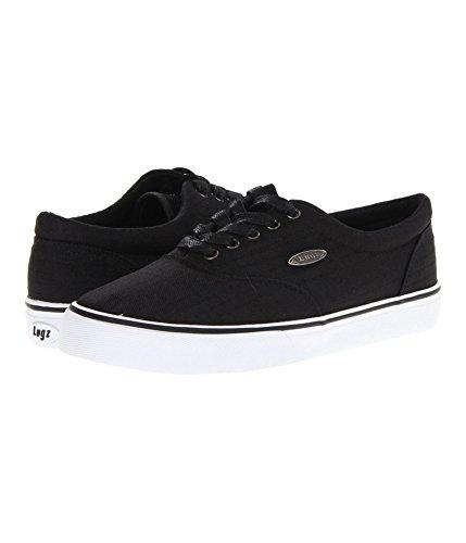 Lugz Mens Vet Ripstop Sneakers Blackwhitecharcoal J7MoZ2i