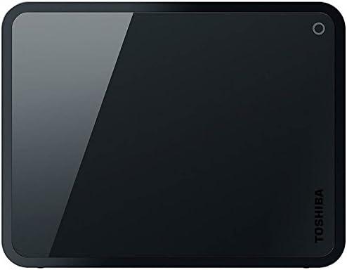 東芝 USB3.0接続 外付けハードディスク 3.0TB(ブラック)TOSHIBA CANVIO DESK(HD-EHシリーズ) HD-EH30TK