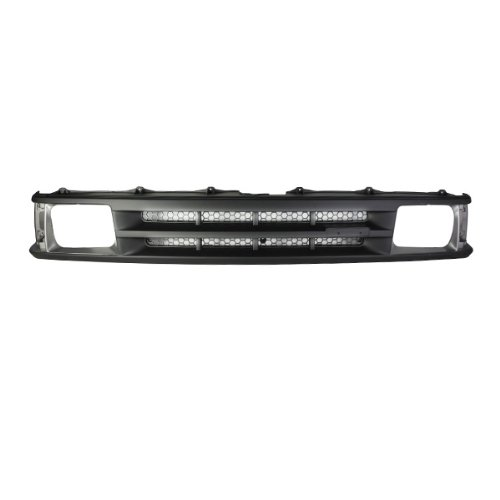 CarPartsDepot 400-31364, 2Wd Front Grill Grille Black for sale  Delivered anywhere in USA