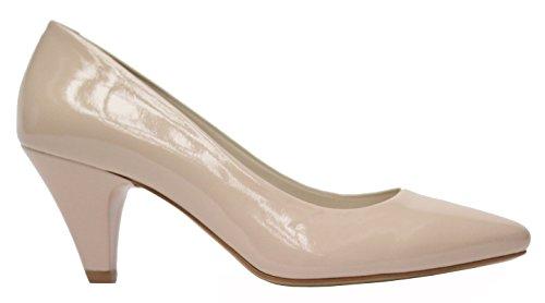 Damen Schuhe Pumps MUGA Beige