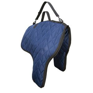 Weaver Leather SADDLE CARRYING BAG,NAVY