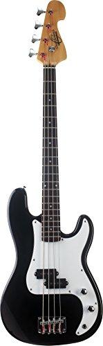 Oscar Schmidt Electric Bass 3/4 Size – Black