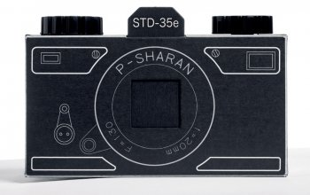 noted* Pinhole Camera Kit - STD35e