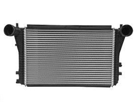 Audi A3 VW Eos GTI Turbo Intercooler OEM Inter Cooler Turbo Charge aire Radiador