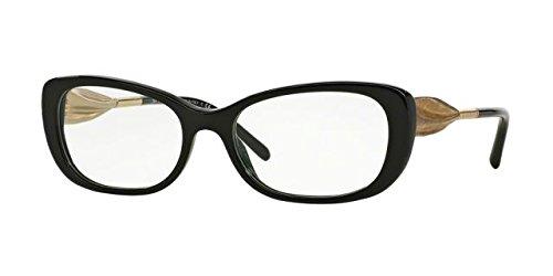 Burberry Eyeglasses BE 2203 3001 Black - Burberry Eyeglass
