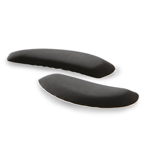 Dr. Rosenberg's Instant Arches Sandal Arch Supports, BLACK