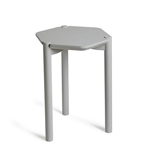umbra-hexa-side-table-gray