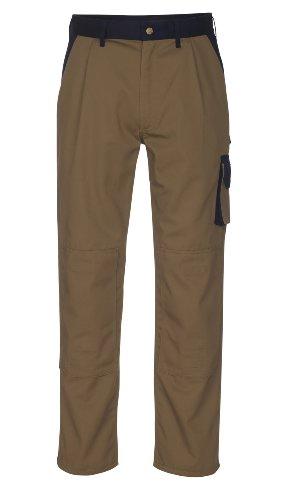 Mascot 00979-430-51-82C60 Torino Pantalon Taille Longueur 82 cm/C60 Kaki/Bleu Marine