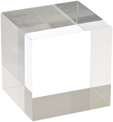 United Scientific CUBAO2 Acrylic Cube Prism, 2