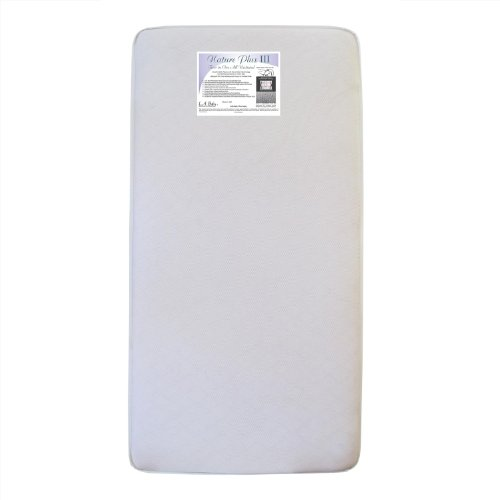 L.A. Baby Nature Plus II Two In One Mattress