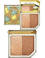 Too Faced Tutti Frutti Pineapple Paradise Strobing Bronzer Highlighting Duo - LIMITED EDITION
