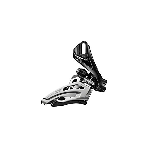 SHIMANO Deore XT M8000 Top Pull Front Derailleur - Double - Direct Mount