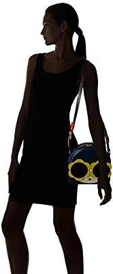 Orla Kiely Applique Face Lolita Bag