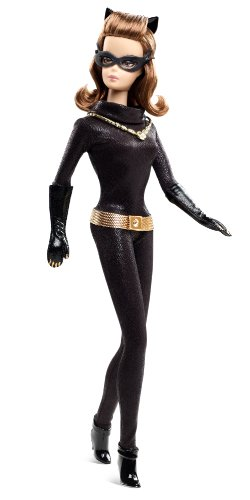 Barbie Collector Classic Catwoman Barbie