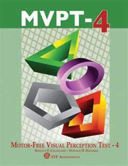 (Motor-Free Visual Perception Test-Fourth Edition (MVPT-4))