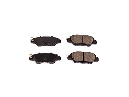 Power Stop 16-1846 Rear Z16 Evolution Clean Ride Ceramic Brake Pad
