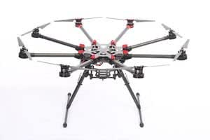 LanLan DJI S1000 Spreading Wings Premium Octocopter w/ A2 -UAV Drone Aerial Photography