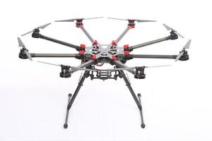 LanLan DJI S1000 Spreading Wings Premium Octocopter Drone for Aerial...