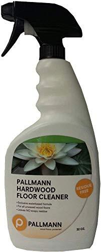 Pallmann Hardwood Floor Cleaner 32 Ounce Spray Bottle