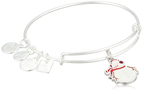 Alex and Ani Charity By Design, Snowman
