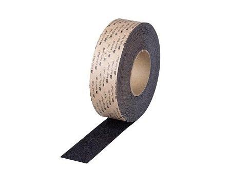 3M セーフティウォーク すべり止めテープ タイプA 50mm×5m 黒 12巻セット B009HQJEZK
