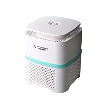 amazon com hydroma my green air mini square hepa filter active