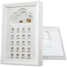 旅行用の葉巻の箱 赤ちゃんの子歯コレクション赤ちゃんの歯は記念ボックスの少年少女胎児髪臍帯保存箱お土産箱 プロ保湿ケース
