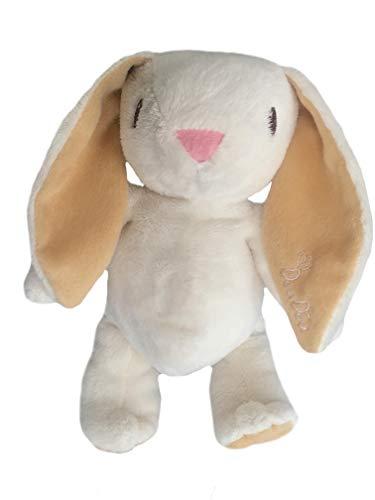 DouDou white Bunny plush good for babies (Toy Soft Doudou)