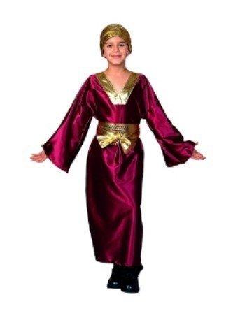 Wiseman (Wine) - Small Child (Wiseman Childrens Costumes)